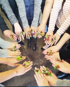 The Makery KC: succulent ring