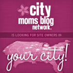 Start a Local Moms Blog in Your City