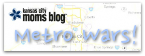 """Kansas City Moms Blog's """"Metro Wars"""""""