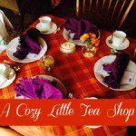 A Cozy Little Tea Shop
