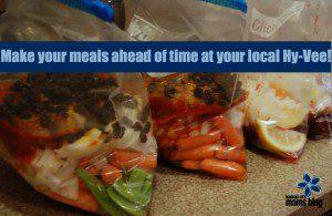 hyvee freezer meals