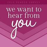 2013 Holiday Break and Reader Survey