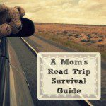 A Mom's Road Trip Survival Guide