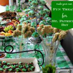 Fun treats for St. Patrick's Day