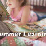 A Teacher's Top Three Tips for Summer Learning