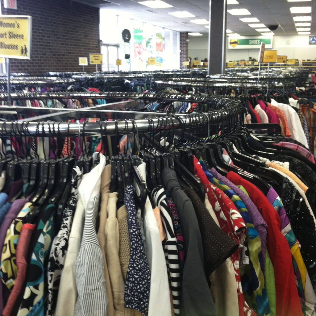Top Thrift Stores in KC