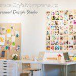 Meet Kansas City's Mompreneurs: Ampersand Design Studio