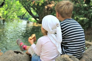 """""""Can I Spend the Night?"""" (on cultivating sibling friendships)"""