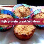 High protein breakfast recipes kids will love