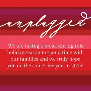 Looking ahead to 2015!