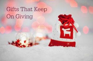 earth-friendly gifts | Kansas City Moms Blog