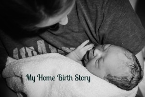 vanessa home birth