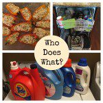 Household Division of Labor: Who Does What?