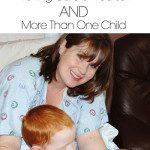 Recovering From a C-Section With More than One Child