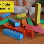 Play Date Etiquette