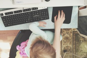 How to be a Work-at-Home-Mom and Get Work Done