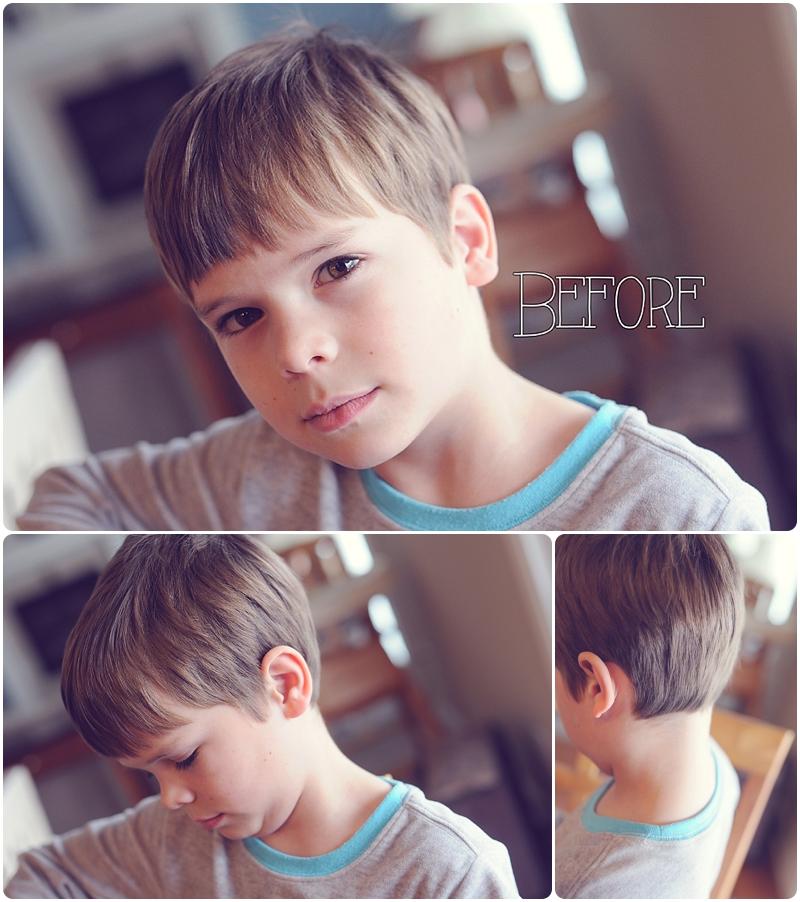 Beauty Grooming Style: DIY: Boys' Haircut