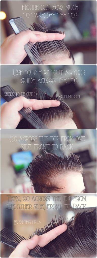 Diy Boys Haircut