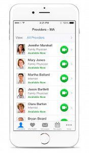 Amwell: a Telehealth Solution for Moms on the Go