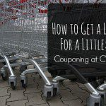 How to Get a Lot for a Little: Couponing at CVS