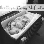 Closing That Chapter: Getting Rid of the Baby Stuff