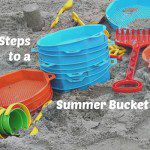 5 Steps to a Summer Bucket List