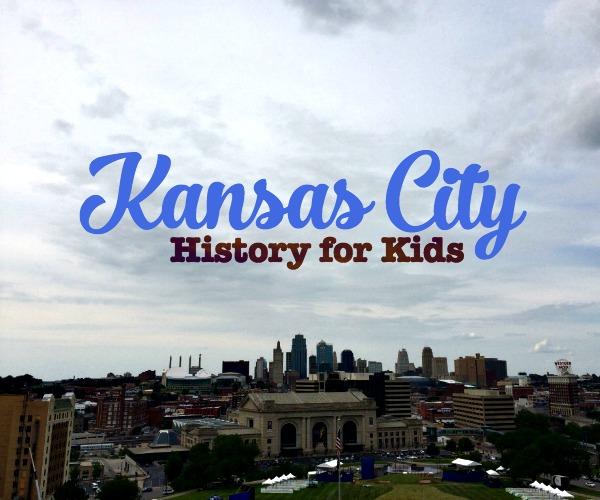 Kansas City History for Kids