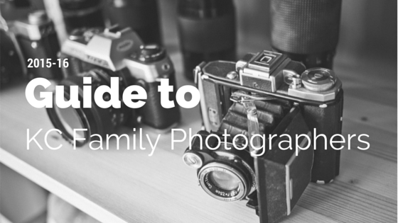 2015-16 Guide to KC Family Photographers