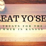 Treat Yo'Self! Cool Treats for a KC Summer