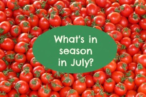 What's in Season in July?