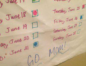 Mom Gets a Behavior Chart | Kansas City Moms Blog