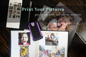 Printing Your Cell Phone Pictures