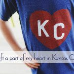 I Left A Part of my Heart in Kansas City