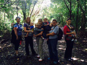 hike it baby group photo