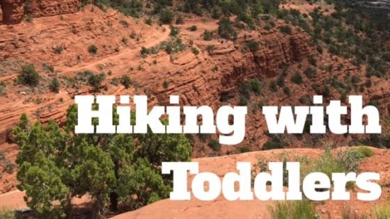 Hiking with Toddlers