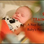 Sleep Training: A Nap Battle from Baby's Perspective