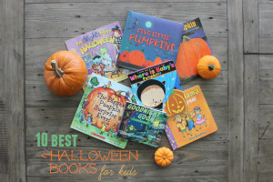 10 Best Halloween Books for kids