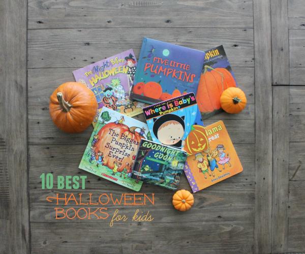10 Best Halloween Books for kids
