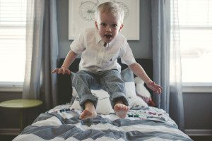 "Warning: Three is the New ""Terrible Two"" 
