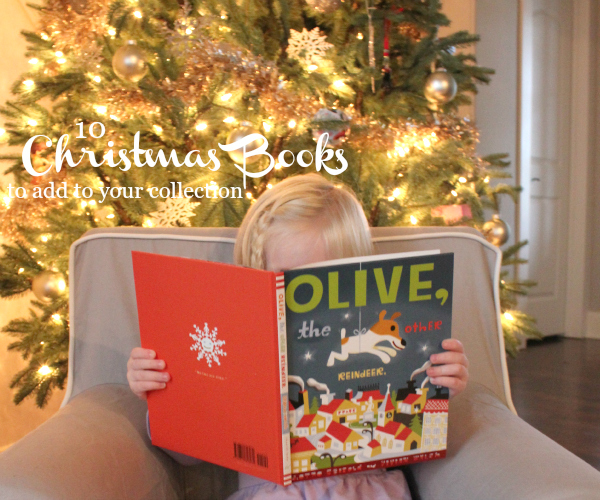 10 Christmas Books to Add to Your Collection