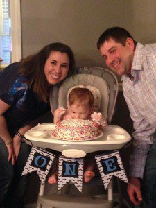 Surviving My First Year of Motherhood | Kansas City Moms Blog