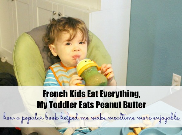 French Kids Eat Everything and struggles with picky eating