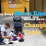 Why Every Men's Restroom Should Have A Changing Table