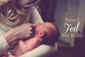 How I Fed My Baby | Kansas City Moms Blog