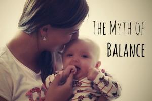 The Myth of Balance