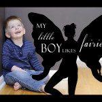 My Little Boy Likes Fairies