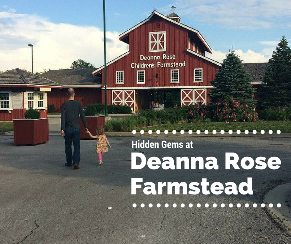Hidden Gems at Deanna Rose Farmstead | Kansas City Moms Blog