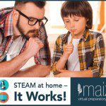 STEAM at Home – It Works!