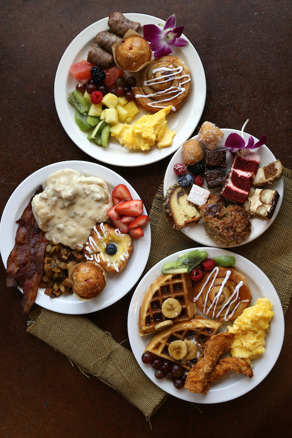 Brunch at The Well: something for everyone