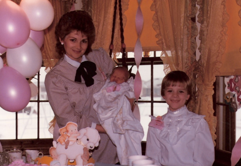 motherhood now and then: an interview with my mom | Kansas City Moms Blog